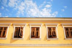 阿尔巴尼亚夏天地拉纳 免版税图库摄影