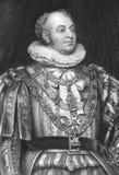 阿尔巴尼公爵frederick约克 免版税库存照片