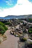 阿尔巴尼澳洲landcapes 库存图片
