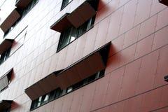 阿尔梅勒,新的城市 免版税库存图片