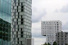 阿尔梅勒,新的城市 库存图片