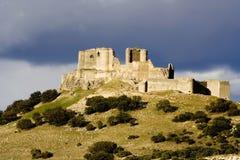 阿尔梅纳拉castillo de普埃布拉 免版税库存图片