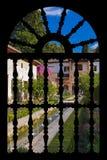 阿尔汉布拉格拉纳达宫殿西班牙 免版税库存图片