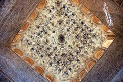 阿尔汉布拉格拉纳达宫殿 免版税库存照片