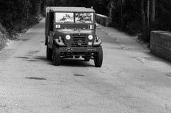 阿尔法・罗密欧1900 AR 51 `玛塔` 1952年 免版税库存照片