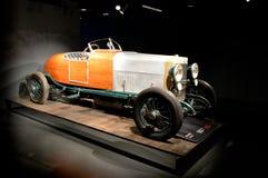 阿尔法・罗密欧在Museo dell'Automobile的Nazionale的RL SS 图库摄影