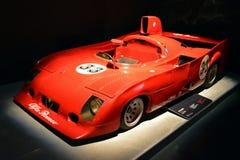 阿尔法・罗密欧33个TT12 免版税库存图片