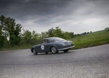 阿尔法・罗密欧1900 C Sprint Pininfarina 1953年 免版税库存图片