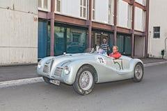阿尔法・罗密欧6C 2500 SS (1947) 库存照片