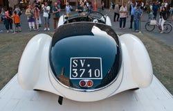 阿尔法・罗密欧6c Zagato 1931年 免版税库存图片