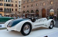 阿尔法・罗密欧6c Zagato 1931年 库存图片