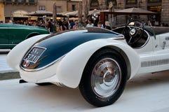 阿尔法・罗密欧6c Zagato 1931年 免版税库存照片