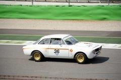 1967年阿尔法・罗密欧GTA 1300小辈 图库摄影