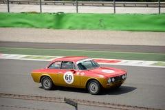 1971年阿尔法・罗密欧GTV 2000年 库存图片
