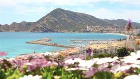 阿尔特阿,西班牙的美丽的景色 影视素材