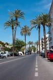 阿尔特阿,西班牙 免版税图库摄影