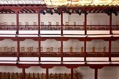 阿尔玛格罗剧院西班牙 库存照片
