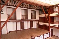 阿尔玛格罗剧院西班牙 免版税库存图片