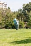 阿尔玛蒂,哈萨克斯坦- 2016年8月29日:马的头 7 07 09 12 1962 2010 137124开始了富饶被编译的克利夫兰com夜间活动活动节日h http索引7月m游行端口复制品s风帆船ssf星期日高万维网 图库摄影