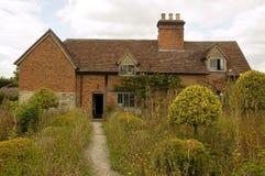 阿尔登Avon农厂玛丽s stratford wilmcote 免版税库存照片