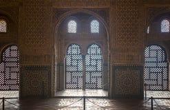 阿尔罕布拉宫宫殿 免版税库存照片