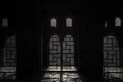 阿尔罕布拉宫宫殿 库存照片