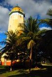 阿尔罕布拉宫灯塔 免版税库存照片