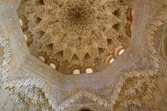 阿尔罕布拉宫,安大路西亚,格拉纳达,西班牙 免版税库存照片
