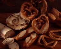 阿尔萨斯面包 免版税库存照片