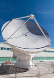 阿尔马观测所,阿塔卡马沙漠,智利 免版税图库摄影