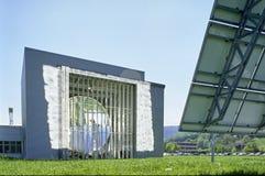 阿尔高州报告瑞士州保罗Scherrer学院多重学科的研究所Villigen 免版税库存照片
