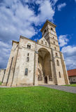 阿尔巴尤利亚大教堂 库存照片