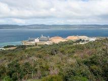 阿尔巴尼口岸,西澳州 免版税库存照片