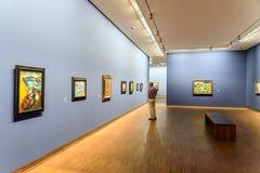 阿尔贝蒂娜博物馆博物馆在维也纳 库存图片