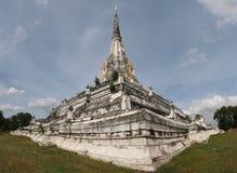 阿尤特拉利夫雷斯佛教寺庙 库存图片