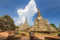 阿尤特拉利夫雷斯王国,泰国 库存照片