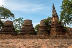 阿尤特拉利夫雷斯,泰国2015年8月 免版税库存图片