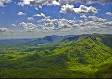 阿巴拉契亚山脉 图库摄影