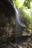 阿巴拉契亚瀑布 库存照片