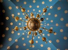阿布哈兹的圣洁大都会内部  图库摄影