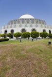 阿布扎比剧院阿拉伯联合酋长国 免版税库存照片