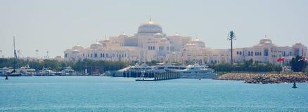 阿布扎比,阿拉伯联合酋长国- 2016年3月26日:阿布扎比 库存图片