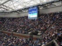 阿希体育场-美国公开赛网球 免版税图库摄影