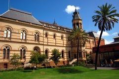 阿德莱德大学,阿德莱德,南澳大利亚 库存照片
