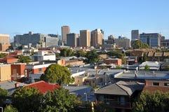 阿德莱德澳洲市 免版税库存照片