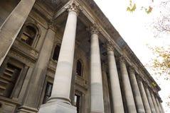 阿德莱德的议会安置 免版税库存照片