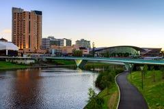 阿德莱德,澳大利亚 免版税图库摄影