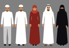 阿拉伯人民, 向量例证
