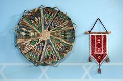 阿拉伯人装饰了工具 免版税图库摄影
