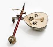 阿拉伯仪器 免版税图库摄影